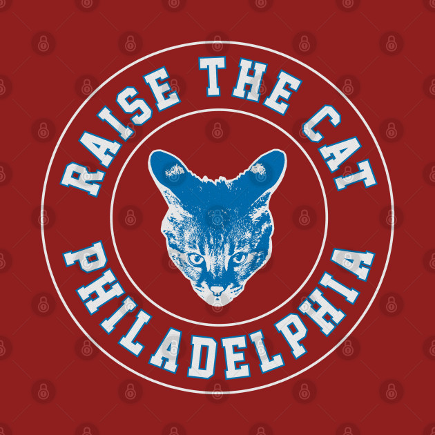 Raise the Cat Logo 2: For Morris Animal Refuge