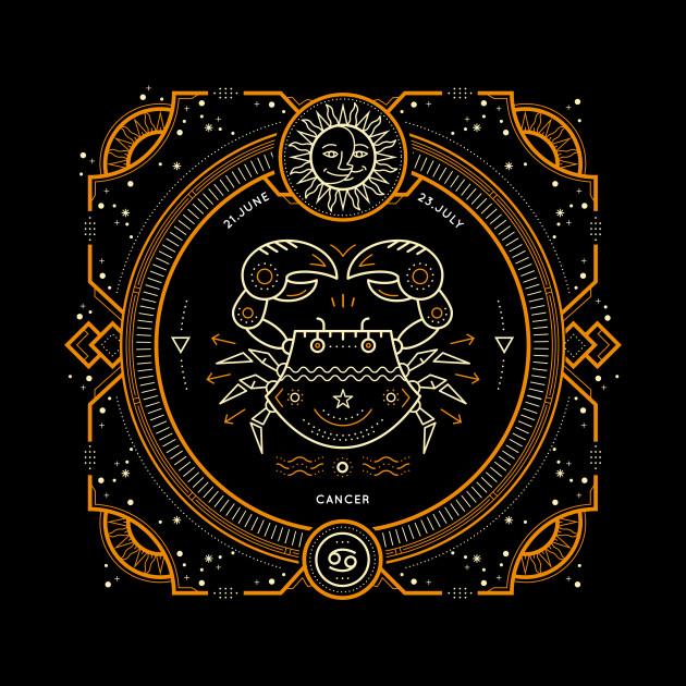 Cancer Sacred Symbol