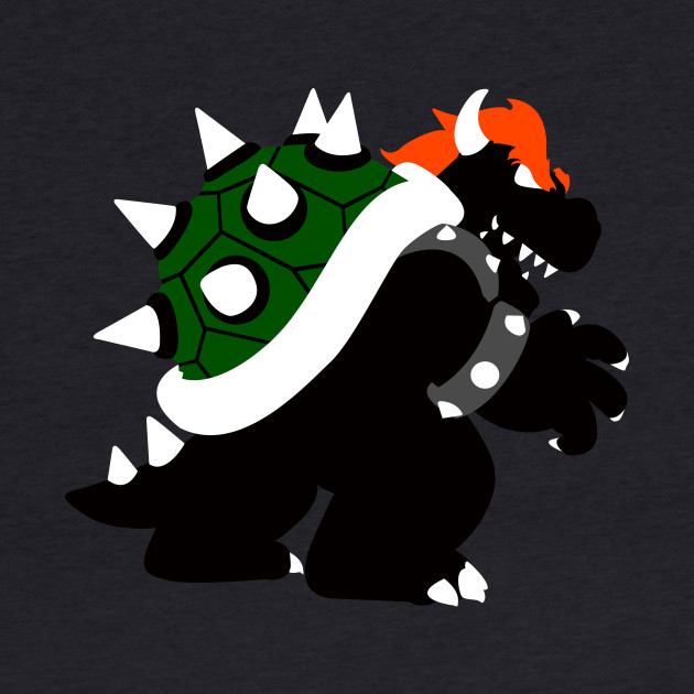Nintendo Forever - Bowser King Of The Koopas