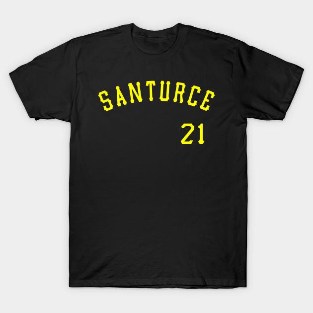 Santurce 21 Puerto Rico Baseball Shirt Santurce T Shirt Teepublic