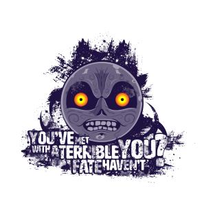 50cd39a4a Zelda Majoras Mask T-Shirts | TeePublic