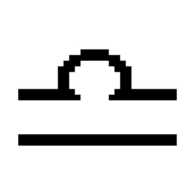 Libra pixel