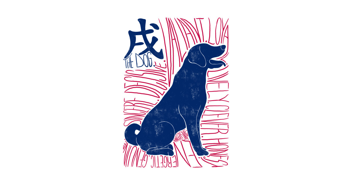 The Dog Shio Chinese Zodiac Sign