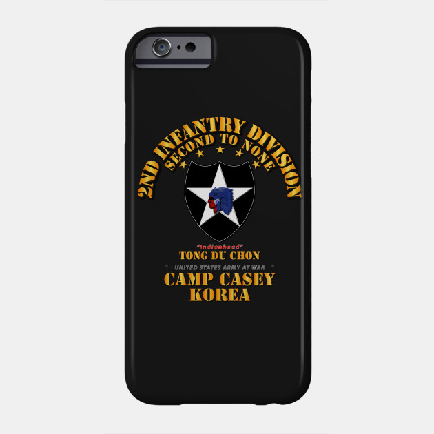 2nd Infantry Div - Camp Casey Korea - Tong Du Chon