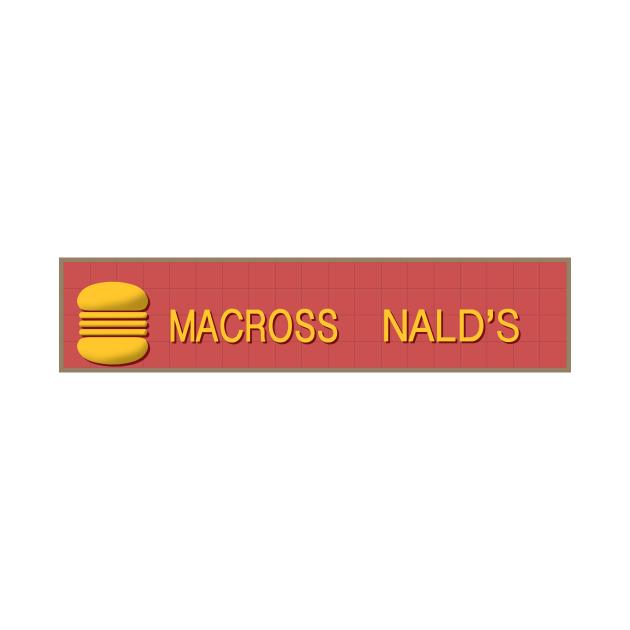Macross Nald's