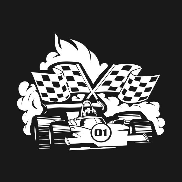Finish Line Car Racing Champion