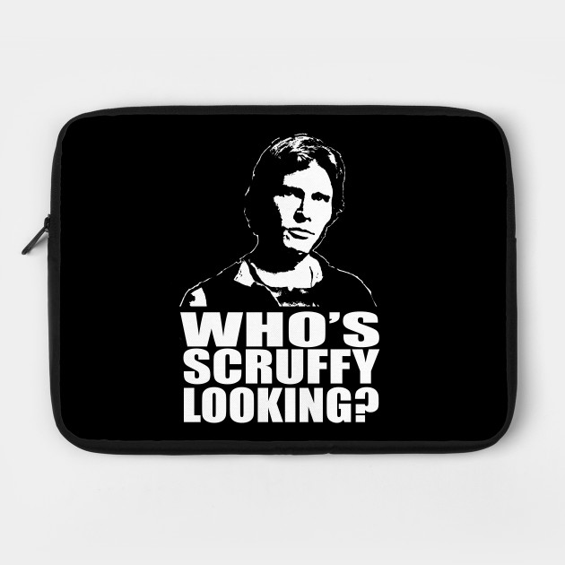 Han Solo Character (White)