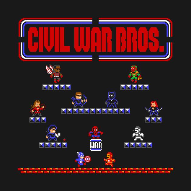 CIVIL WAR BROS. (Version 2)