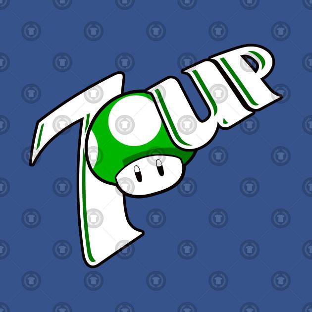 7up parody logo