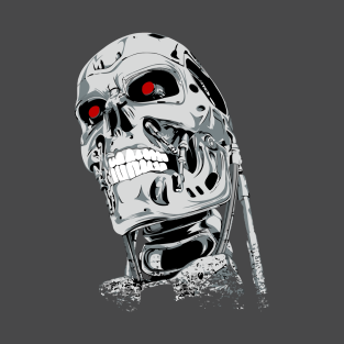 The Terminator t-shirts