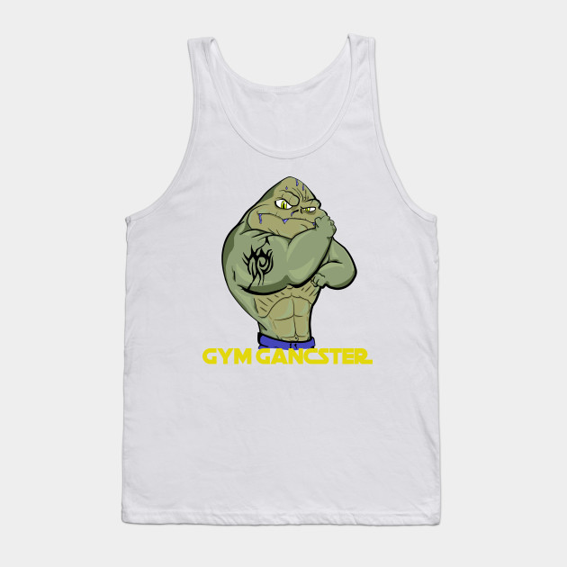 Gym Gangster Tank Top