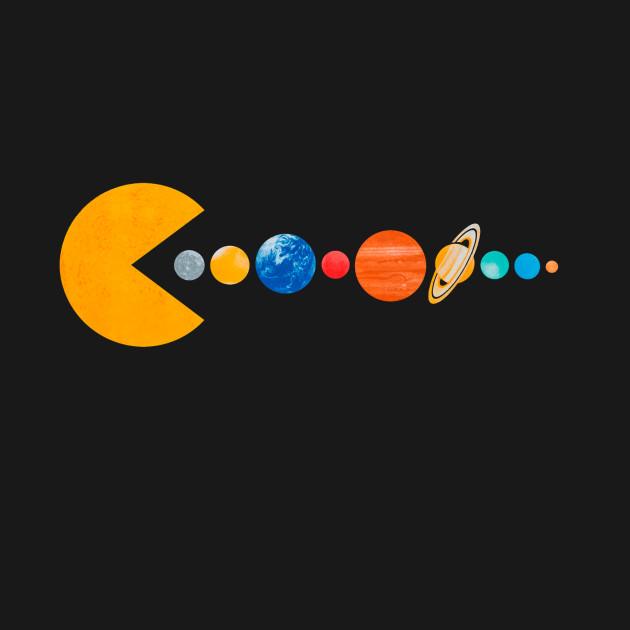Pacman Planet