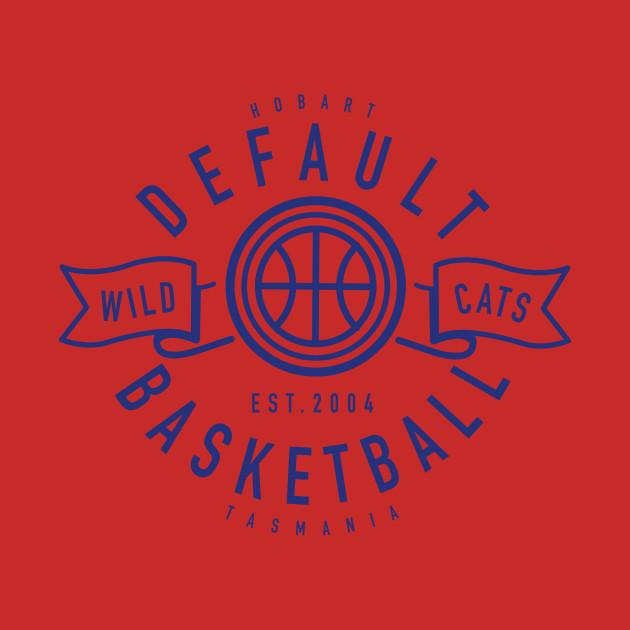 Default Basketball - Blue