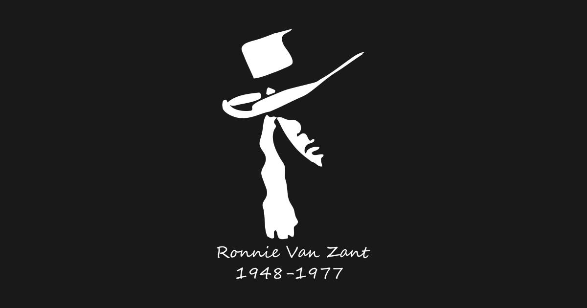 Ronnie Van Zant Best Sellers Crewneck Sweatshirt TeePublic Awesome Ronnie Van Zant Quotes