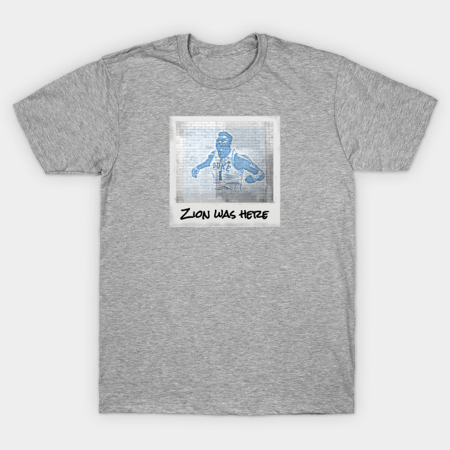 on sale ca2f6 3e6cc Zion Williamson Duke 'Zion Was Here'