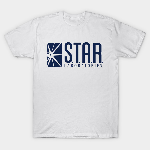 Star Labs - Blue T-Shirt-TOZ