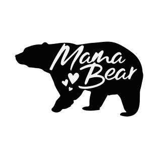 da4b9cd62 Mama Bear And Cubs T-Shirts | TeePublic