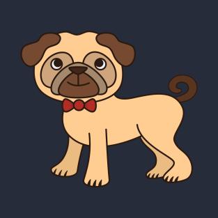 Wonderful Pug Bow Adorable Dog - 2488921_0  2018_98848  .com/teepublic/image/private/s--nYJbQQYj--/t_Preview/b_rgb:262c3a,c_limit,f_auto,h_313,q_90,w_313/v1521423773/production/designs/2488921_0