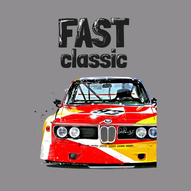 3.0 SCL classic race car
