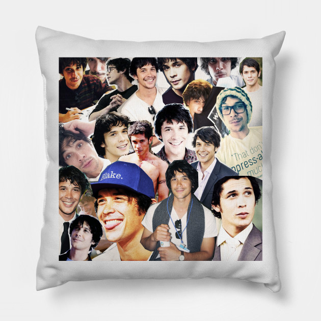 bob morley collage bob morley pillow teepublic