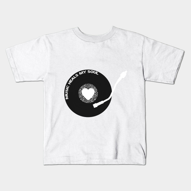 add571da Musically t-shirt vinyl music design