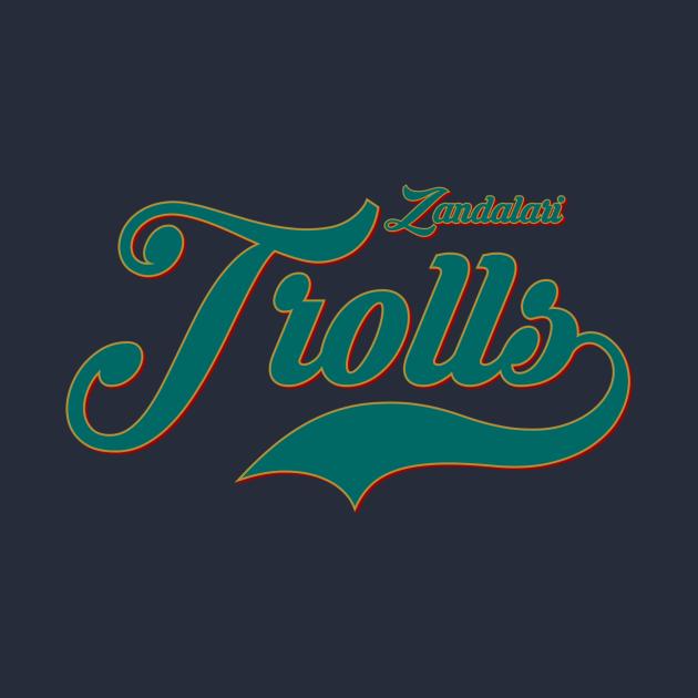 Zandalari Trolls