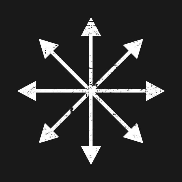 Chaos Magic Occult Symbol Occult T Shirt Teepublic