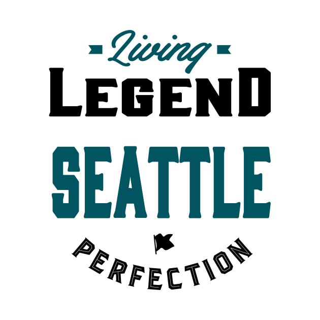 Born in Seattle