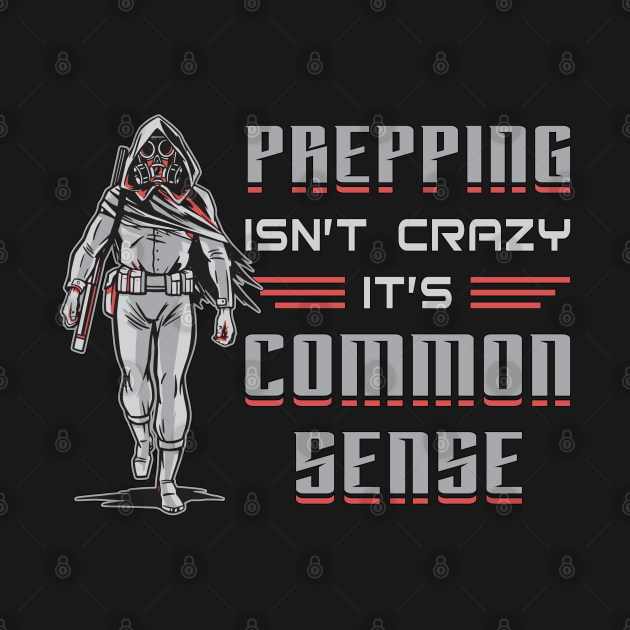 Prepper Survival Doomsday Apocalypse Prepping Gift