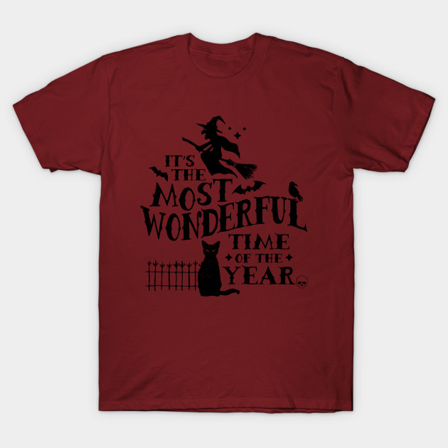 Wonderful Time T-Shirt-TOZ