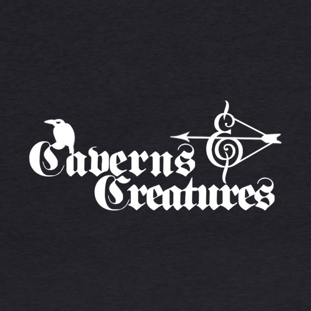 Caverns & Creatures White