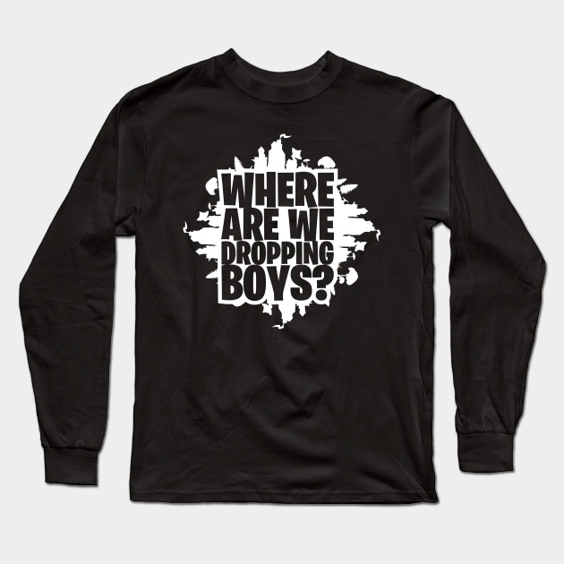 Fortnite Boys T-Shirt