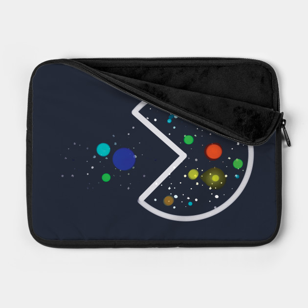 space pacman