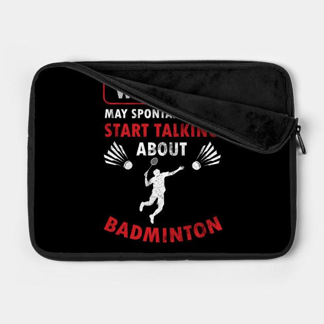 Badmintoon Serve Racquet Court Racket Rally Shuttlecock Warning Talking About Badminton