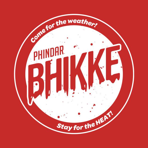 B.H.I.K.K.E. Phindar White T-Shirt