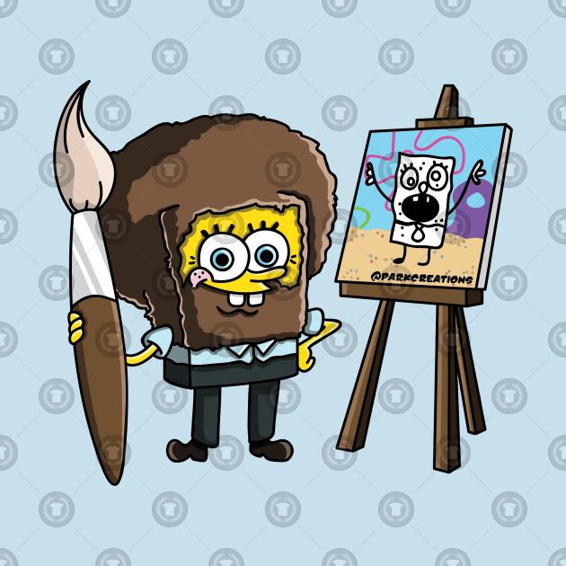 Sponge-Bob Ross