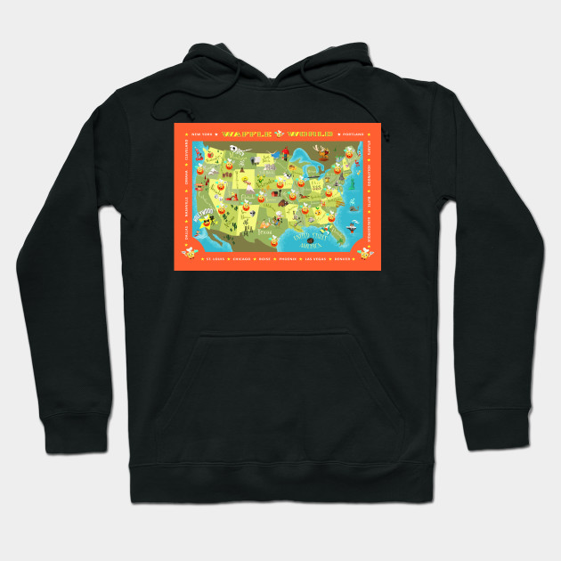 Waffle world map bolt hoodie teepublic 2091038 1 gumiabroncs Images