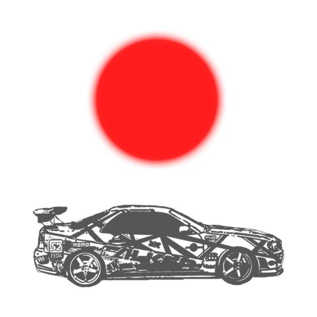 Japan Pride! R34