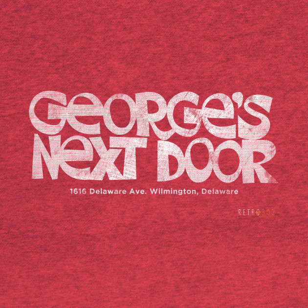 George's Next Door!