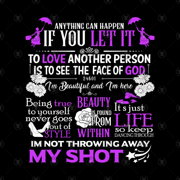Broadway Motivational Quotes