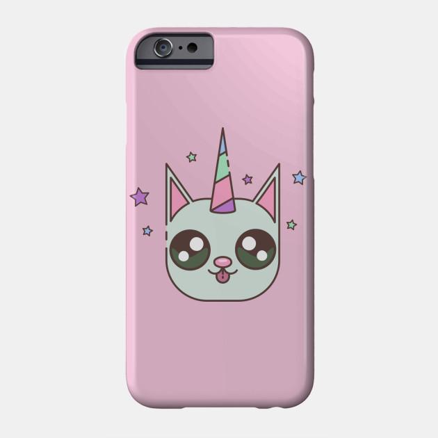 IPhone case unicorn Caticorn Phone case