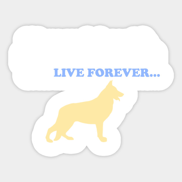 If I Was Granted One Wish I'd Wish That My Best Friend Could Live Forever -  Tshirts & Accessories