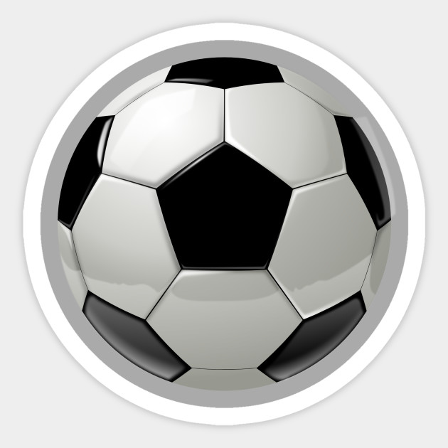 Cool Soccer Ball Sport Design Soccer Ball Sticker Teepublic