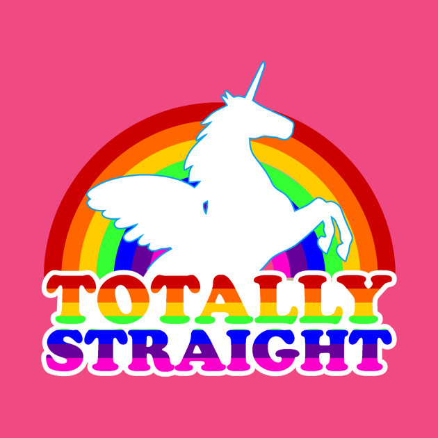 Totally Straight