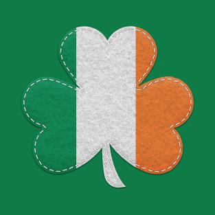 Irish Flag Irish Shamrock T-Shirt 3b43fe0f9