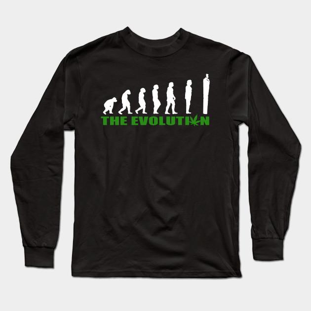 dd6a20e5 Marijuana Funny Cannabis Weed 420 Funny Dope Weed T-Shirts Long Sleeve T- Shirt