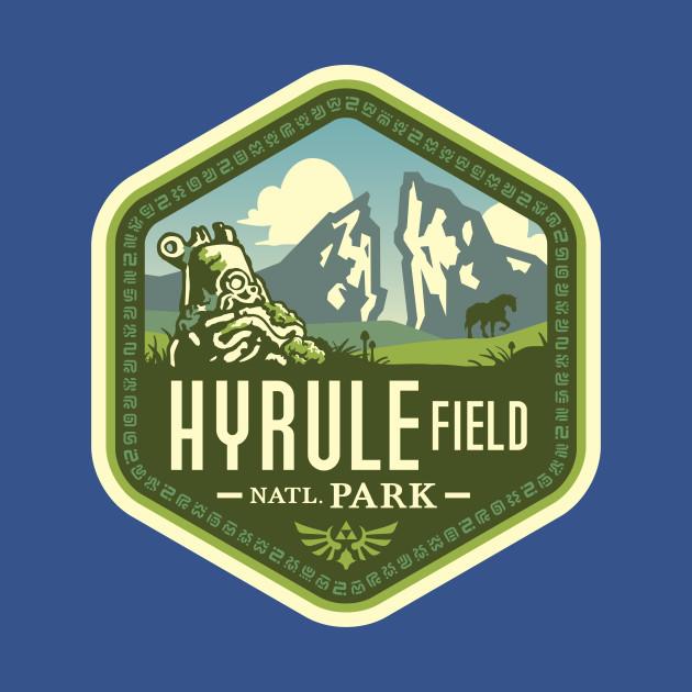 Hyrule Field National Park