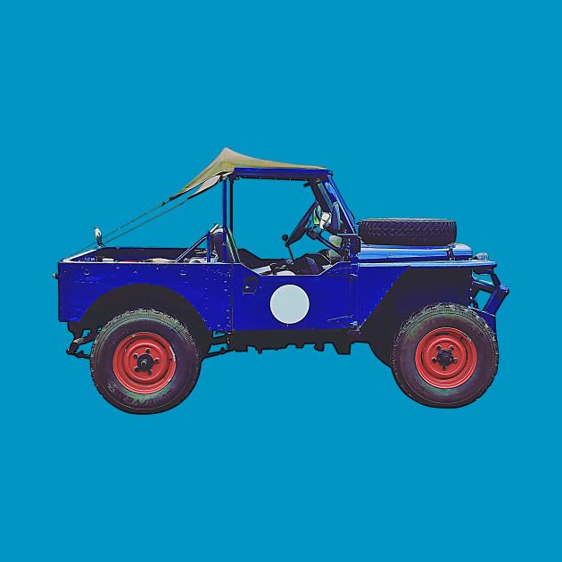 1955 Land Rover - Mavis