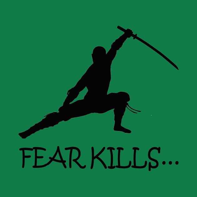 Image result for fear kills