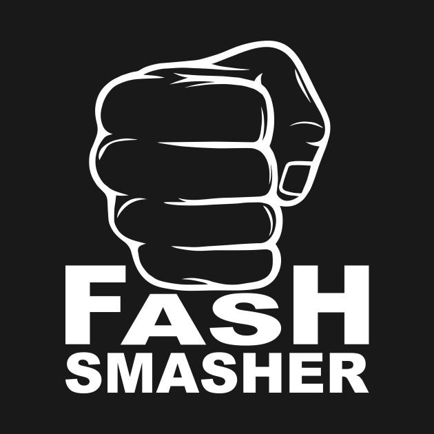 Fash Smasher - White